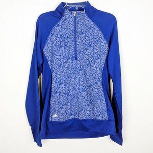 NWT Adidas Climawarm Golf Running Track Jacket M